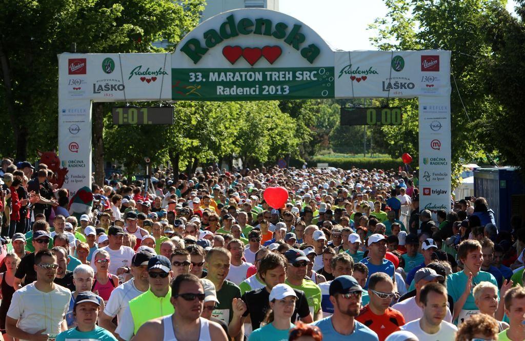 Prijave na 36. Maraton treh src so že odprte