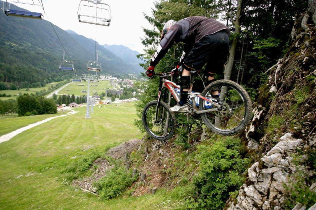 V Sloveniji tri mednarodne gorsko kolesarske dirke