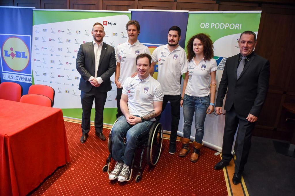 Hrabro, okrepljeno in odločno v paraolimpijsko leto 2016