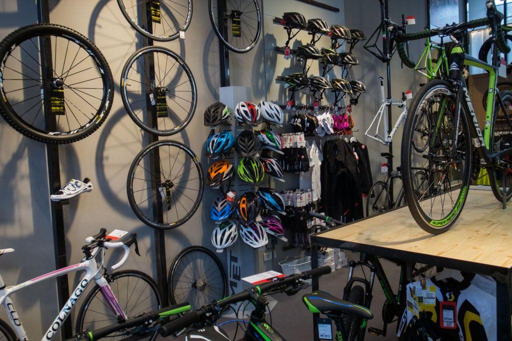 Proshop - Nova kolesarska pridobitev
