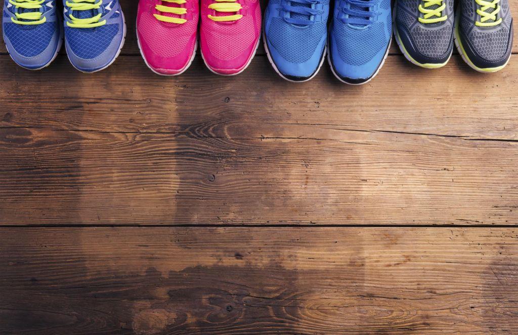 FOTO:Veliki test tekaških copat - supinatorji + nevtralci