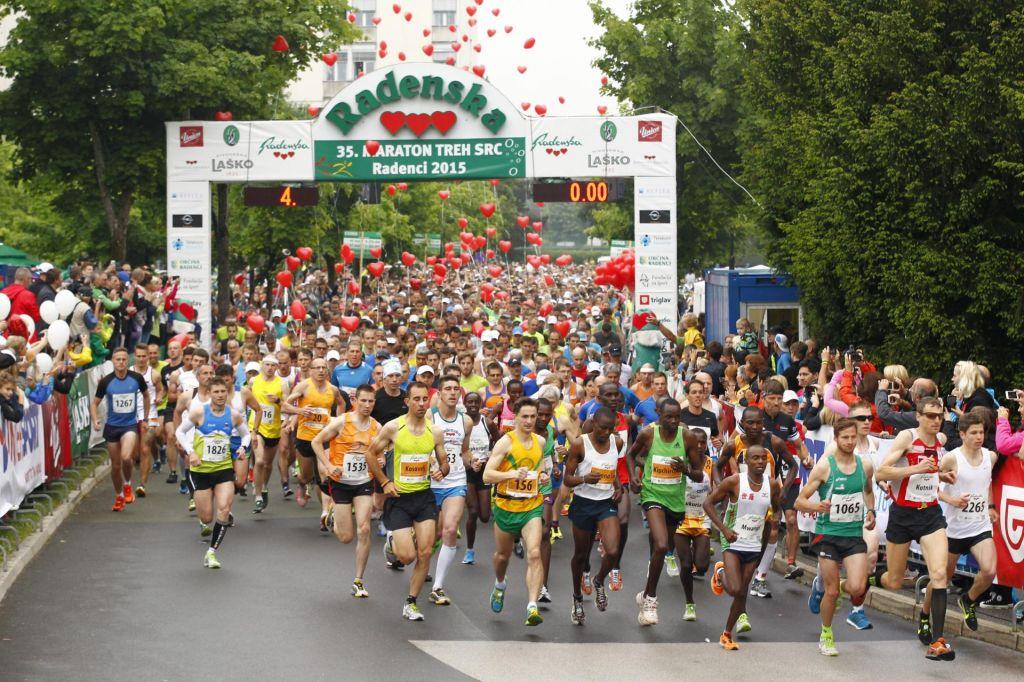 Video: Nova proga maratona v Radencih preko dveh držav