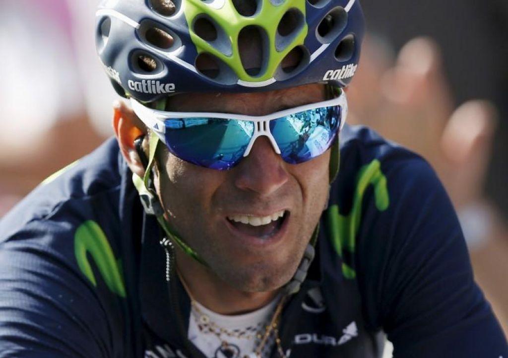 Video: Valverde med etapo bral časopis!