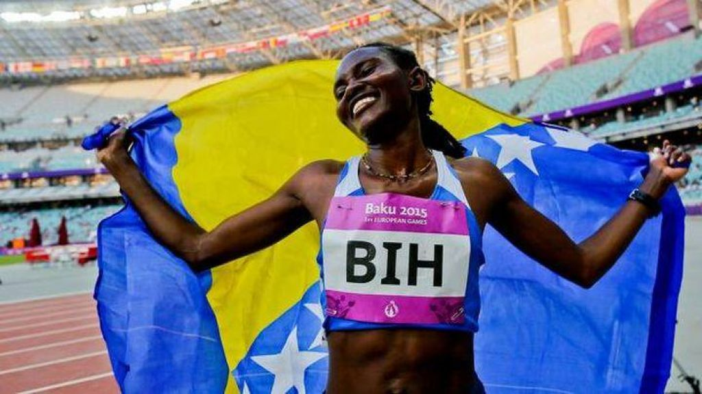 Bosanka iz Kenije tretjič na olimpijske igre