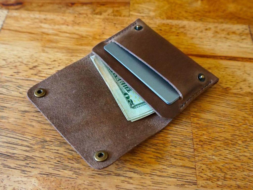 Test opreme: Kavbojska denarnica