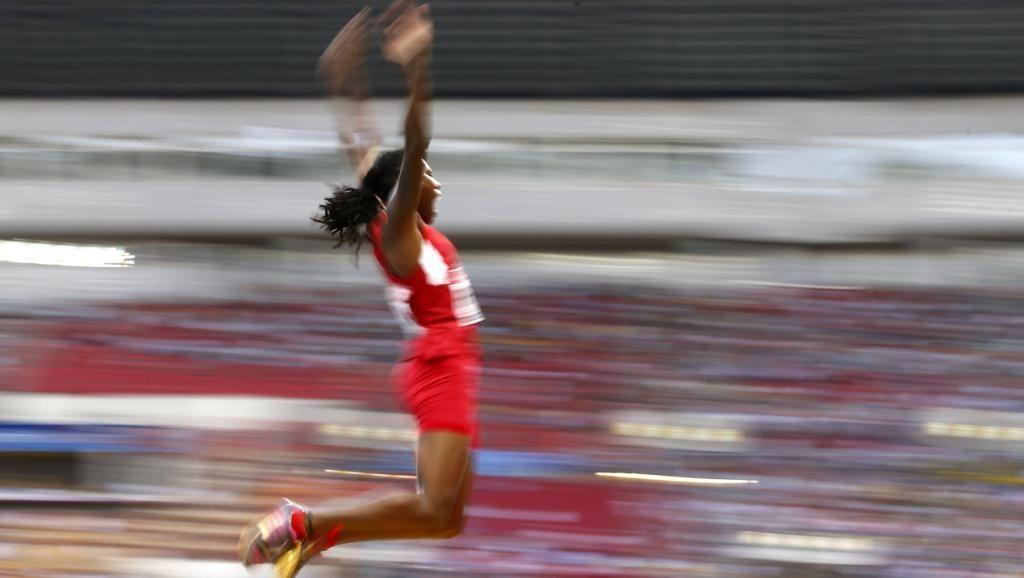 Zajtrk olimpijskih prvakov - Brittney Reese, skakalka v daljavo
