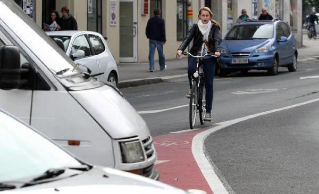 Video: Kako kolesariti v mestu?