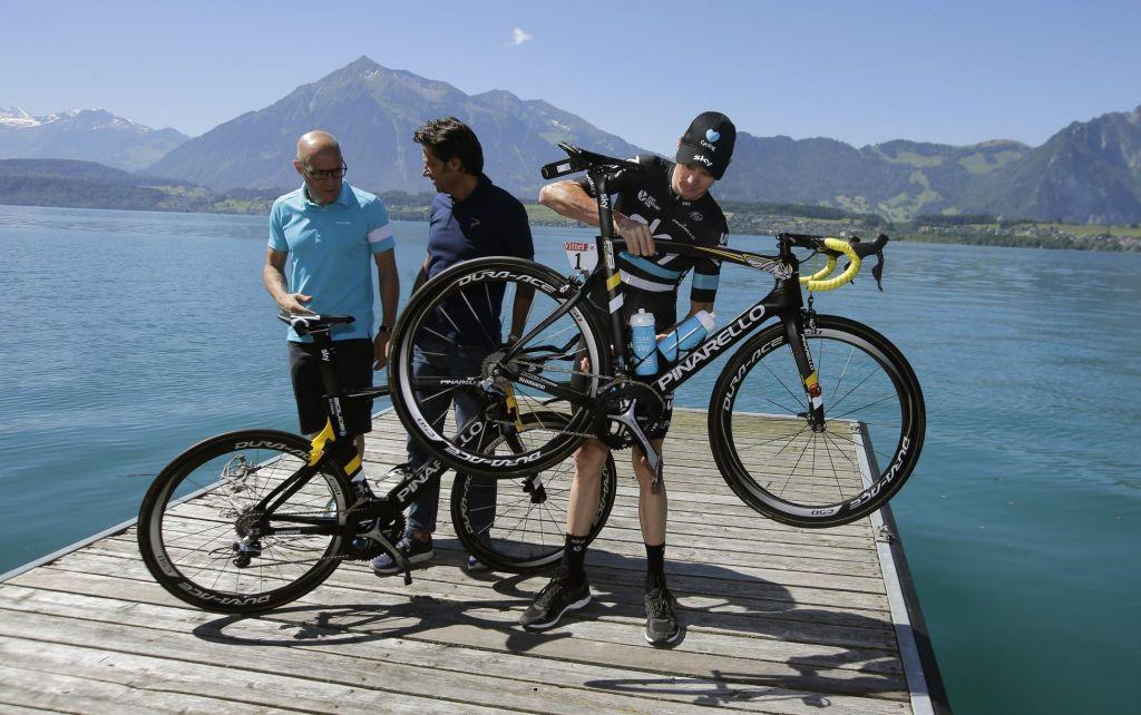 Louis Vuitton se širi v kolesarstvo