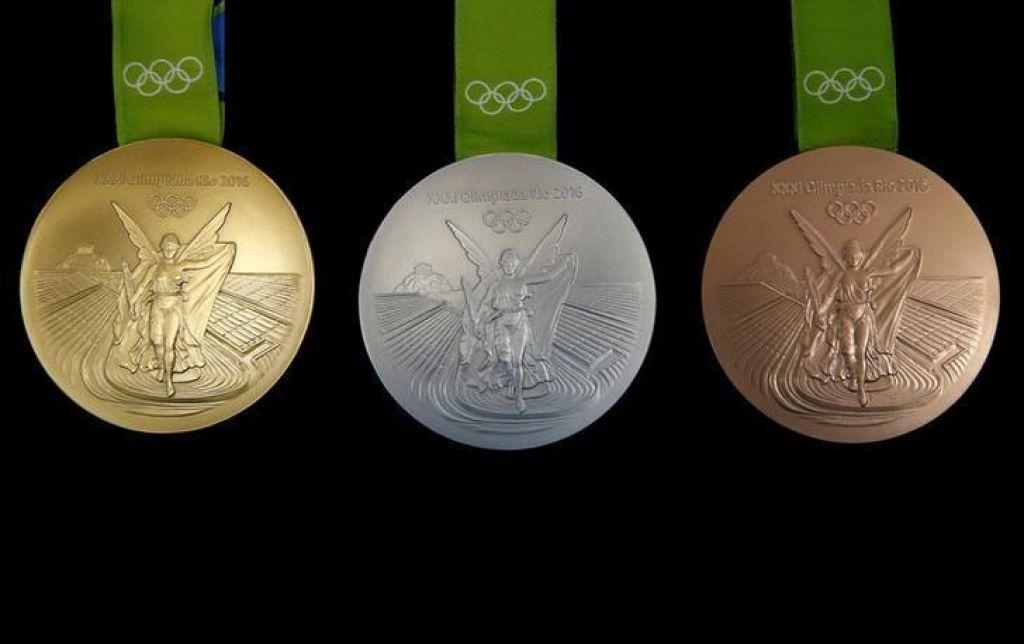 Tokijske medalje iz recikliranih materialov