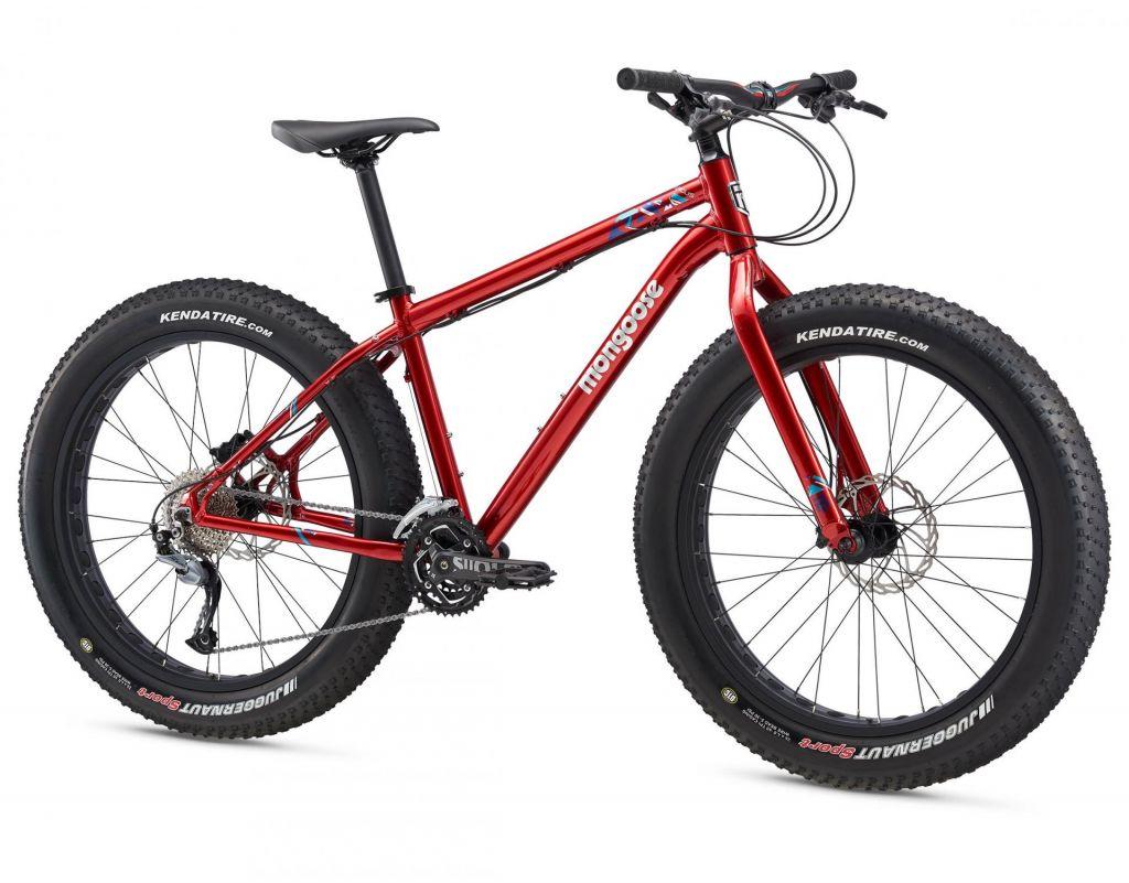 Fat bike Moongose