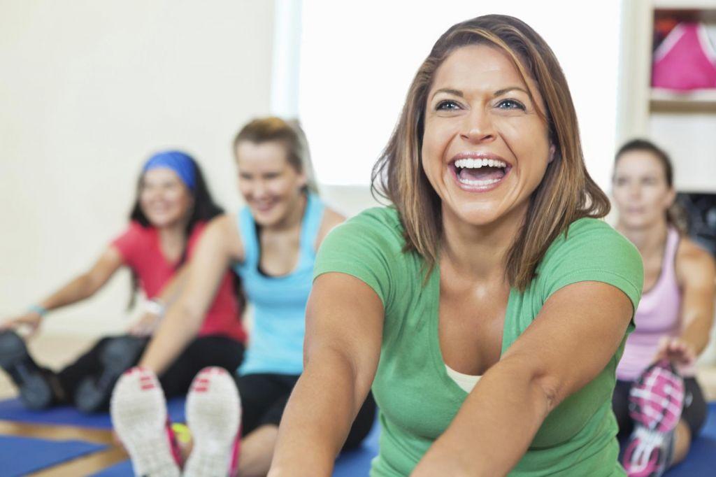 Nevarnosti skupinskih vadb
