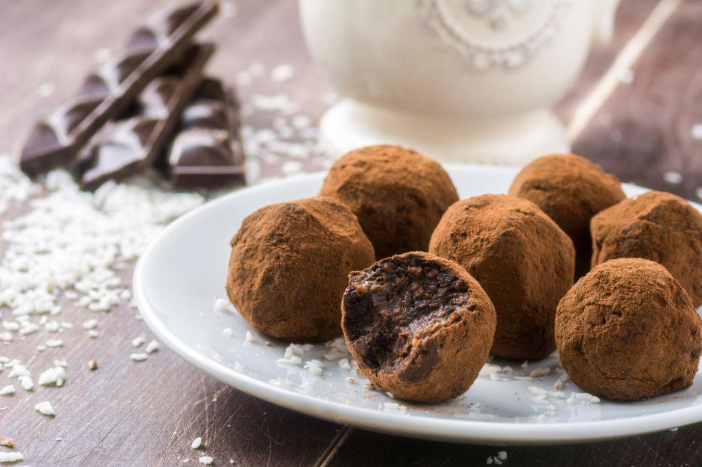 Poletov recept: Najboljši čokoladni prigrizek po vadbi!