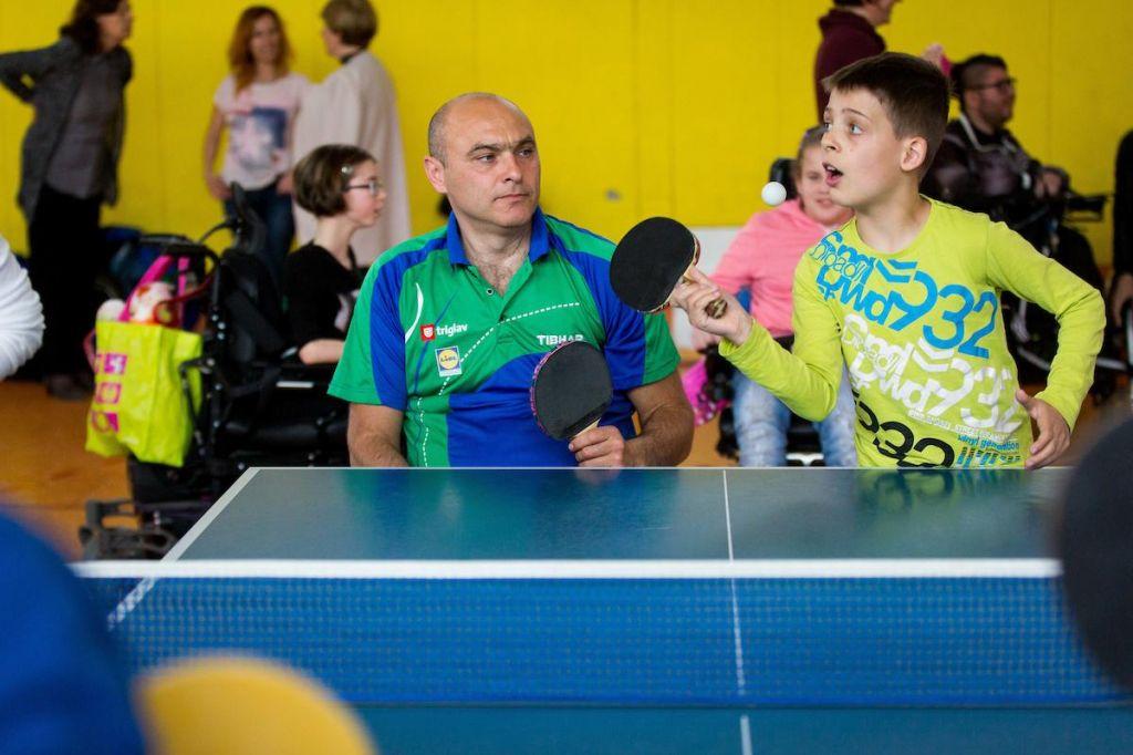FOTO:Nove mize za športnike invalide