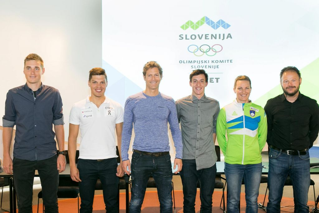 Triatlonci načrtujejo uspešno sezono