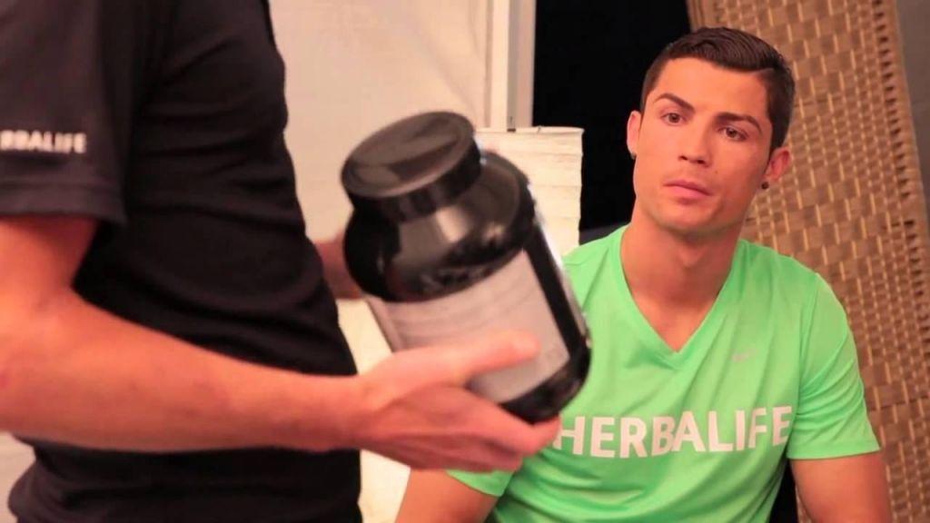 Kaj pije Cristiano Ronaldo?