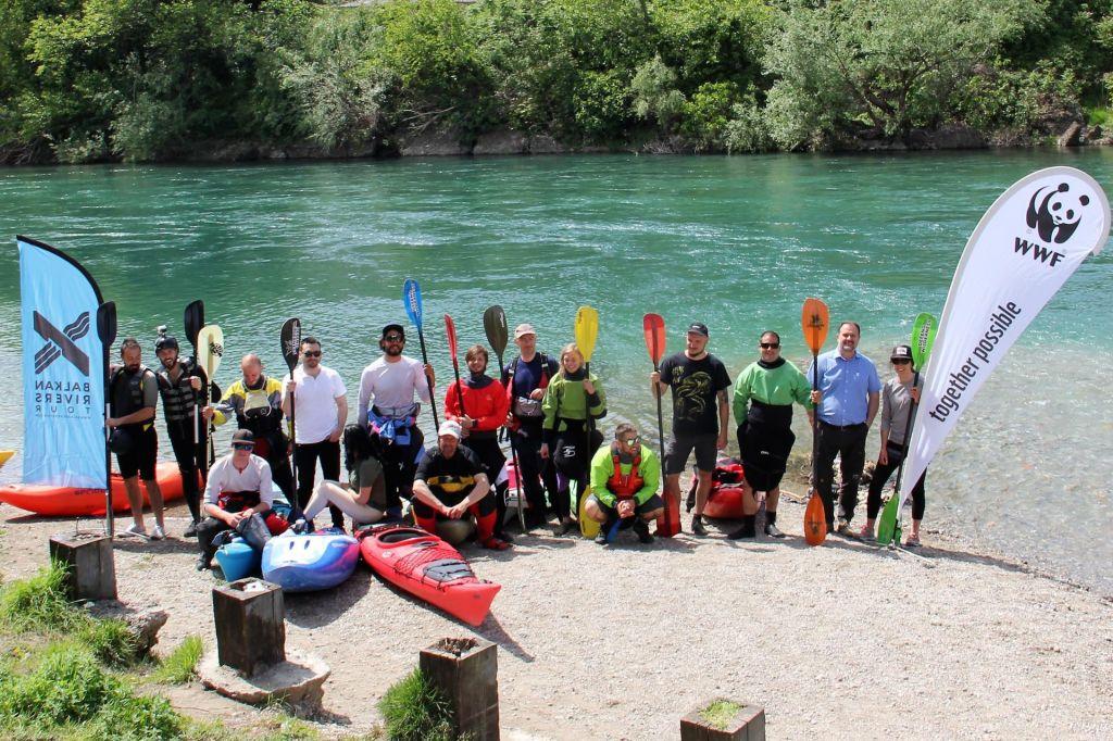 Balkan Rivers Tour uspešno zaključil svojo misijo