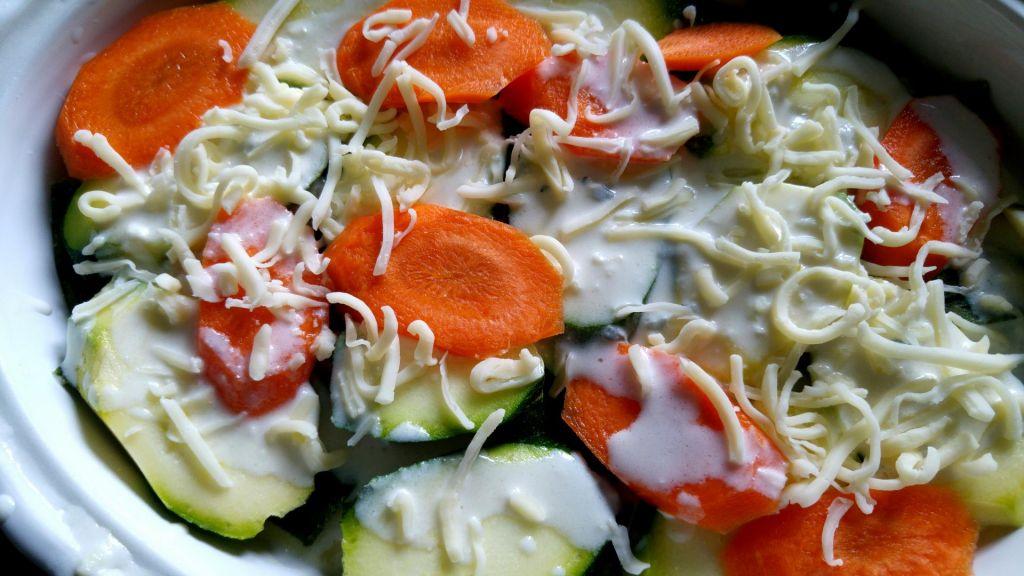 FOTO:Poletov recept: Špinačna lazanja z zelenjavo