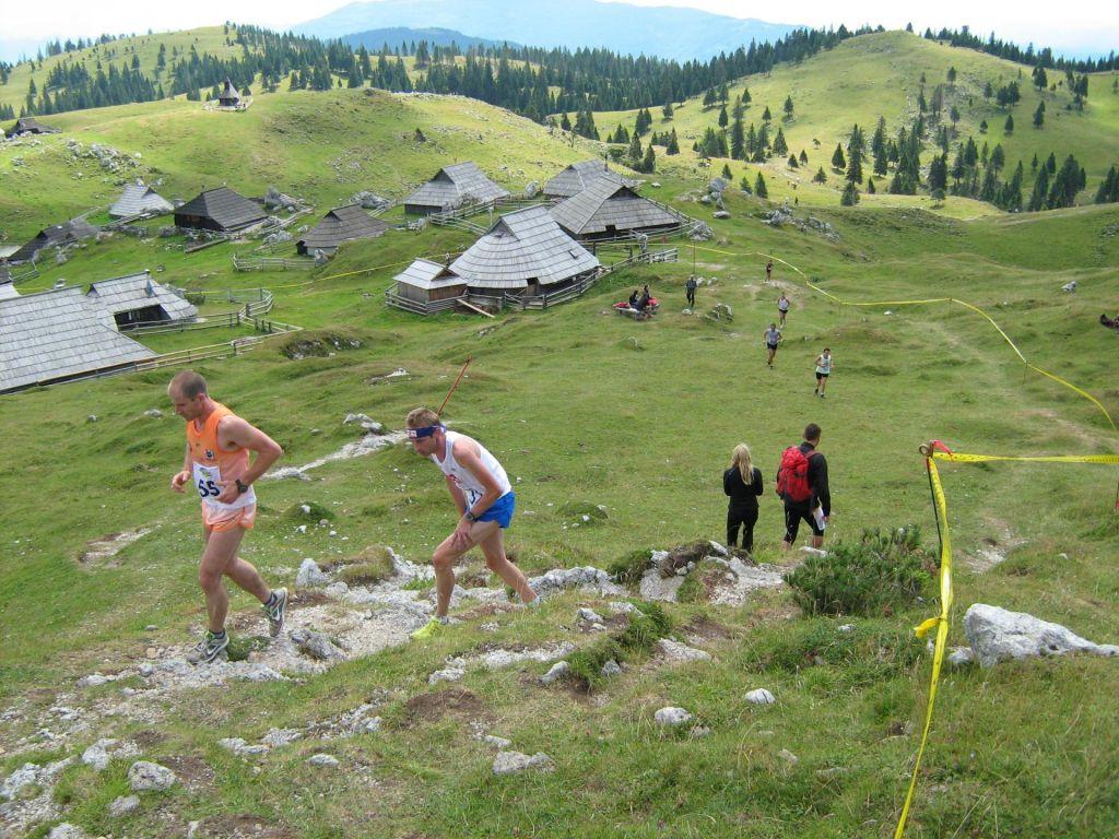 16. evropsko prvenstvo v gorskih tekih na Veliko planino