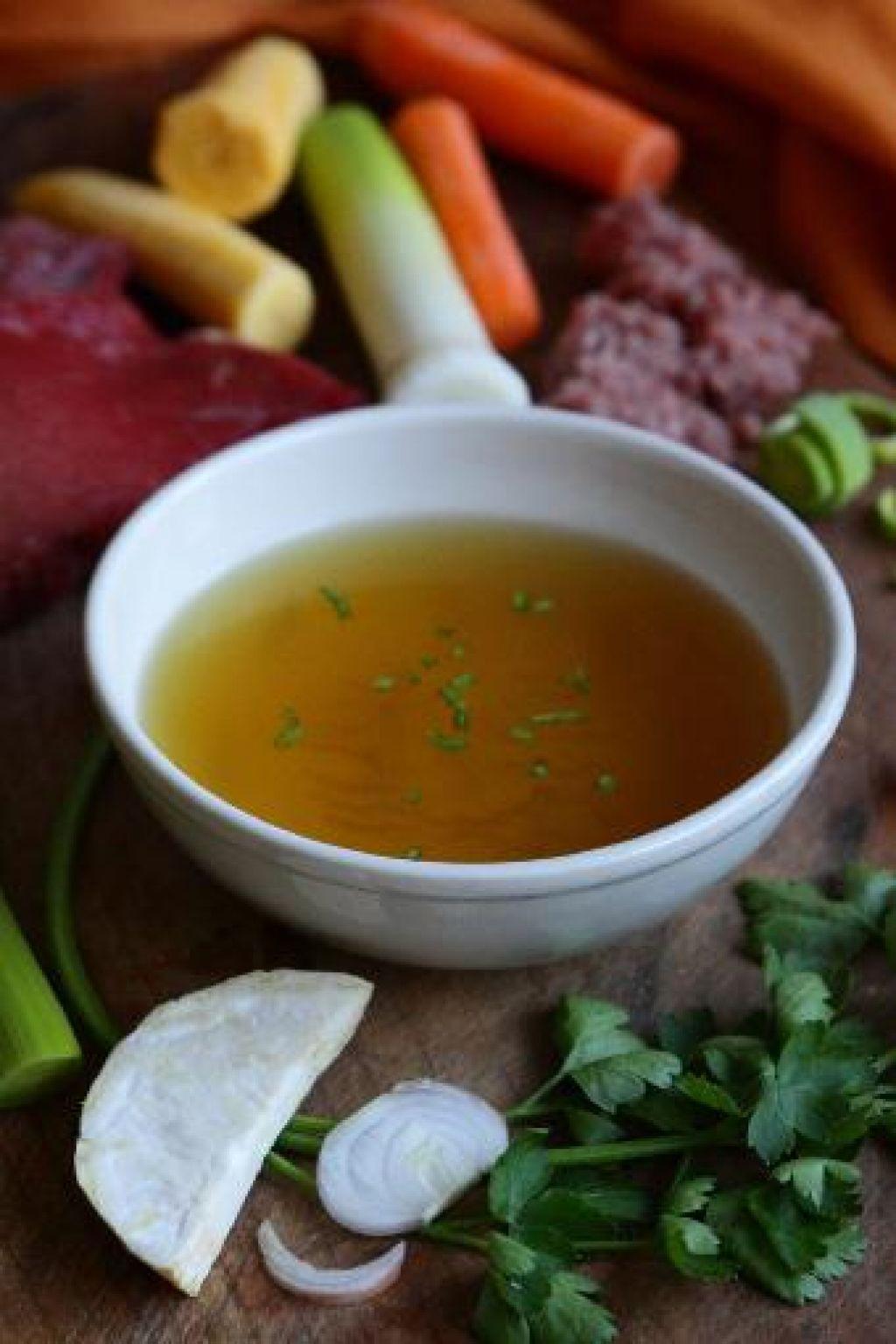 Poletov recept: Prestižna juhica