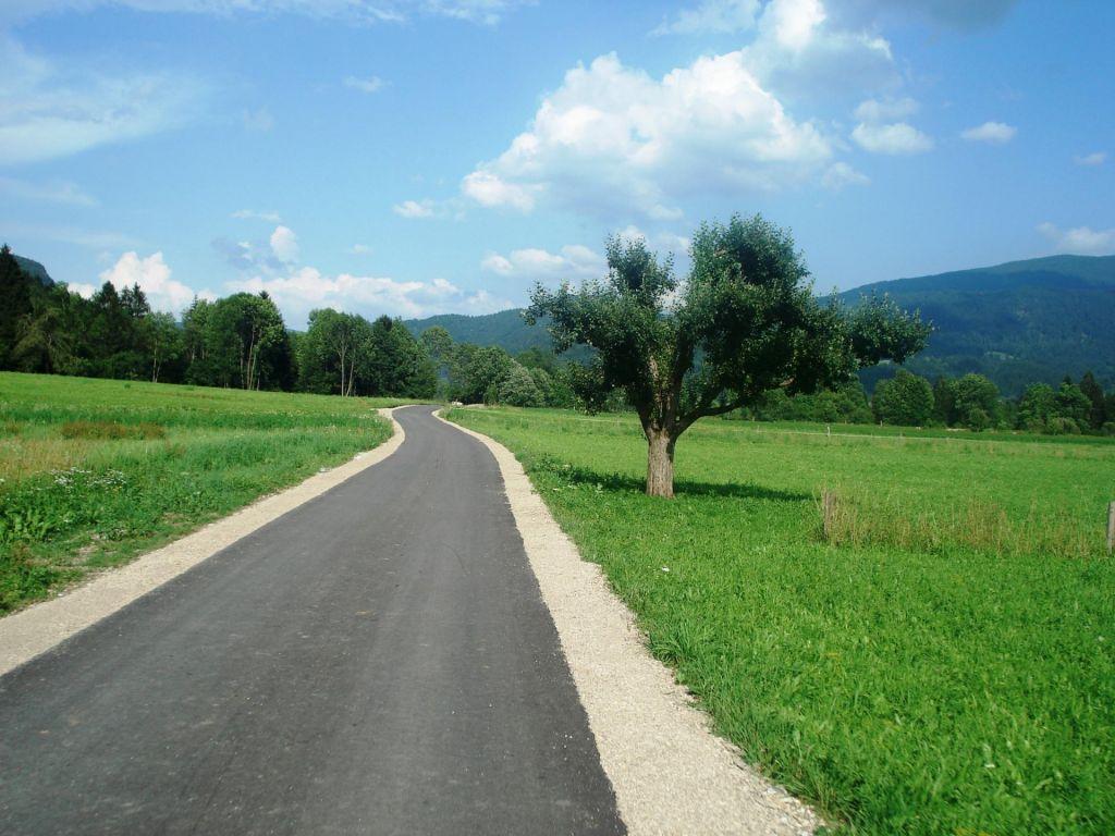 Namig za izlet: Čez Boh´n s kolesom