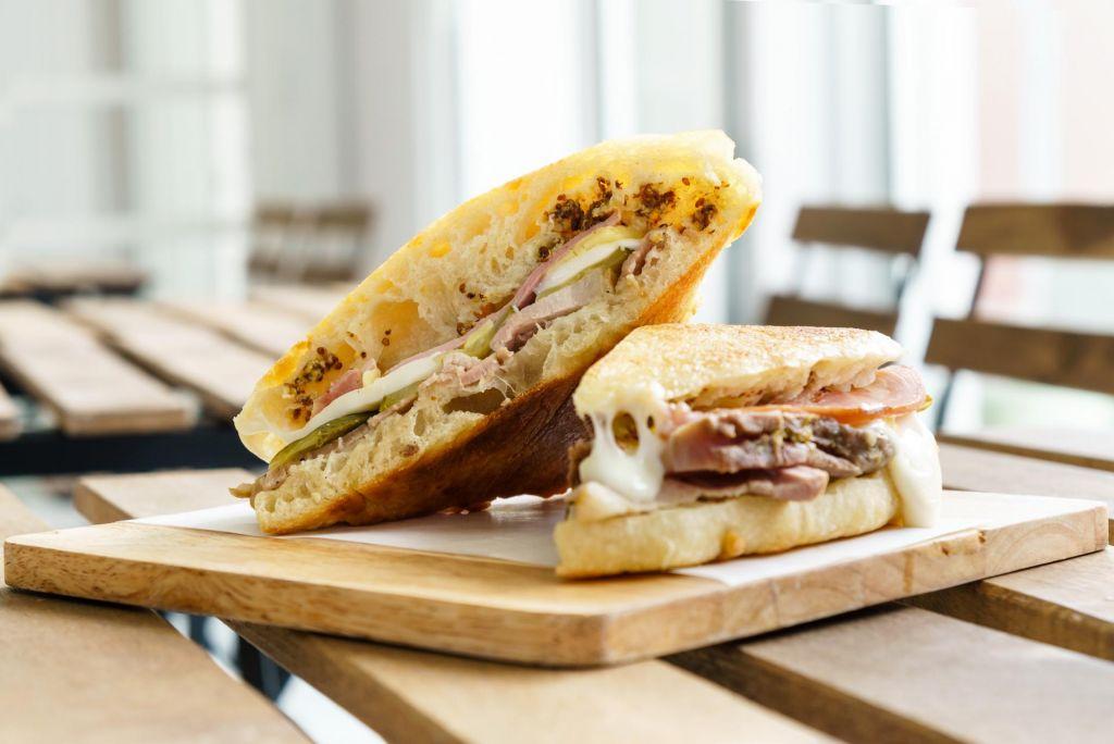 Poletov recept: Kubanski sendvič