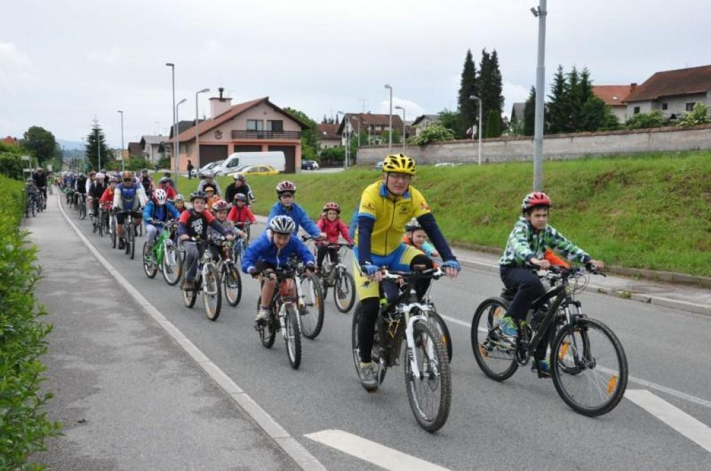 Poletov kolesarski izlet: Zahodno - dolenjski krog