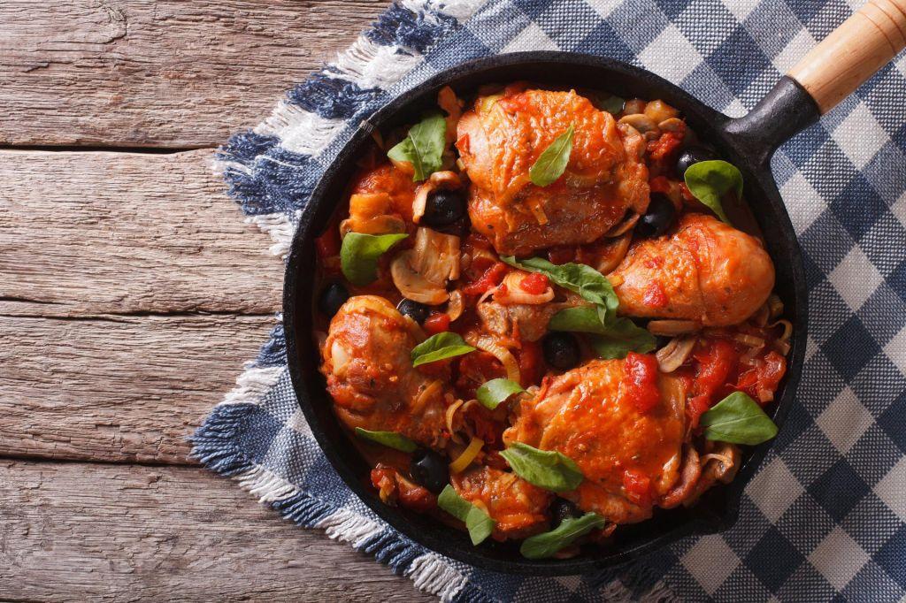 Poletov recept: Toskanska ponev