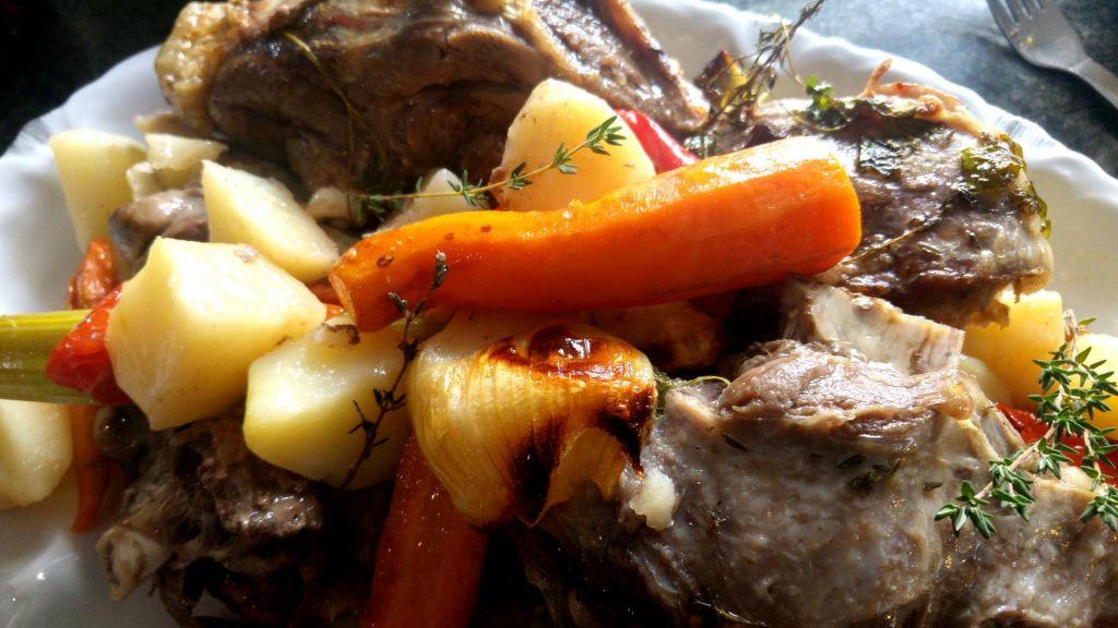 Poletov recept: Tanjin jagenjček