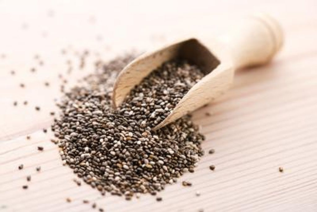 Vodič po semenih superhrane: Chia semena
