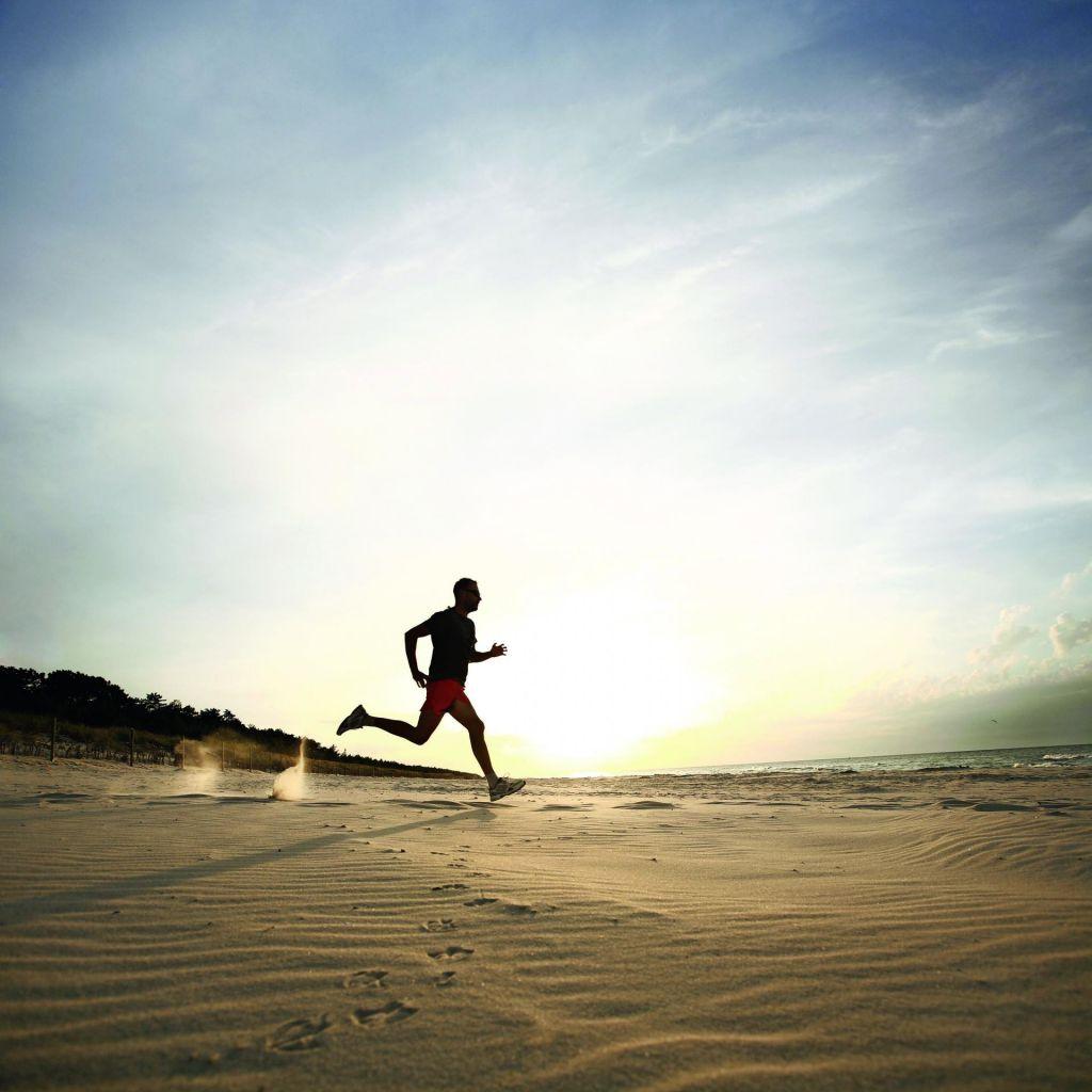 Tekaški program za občasne tekače