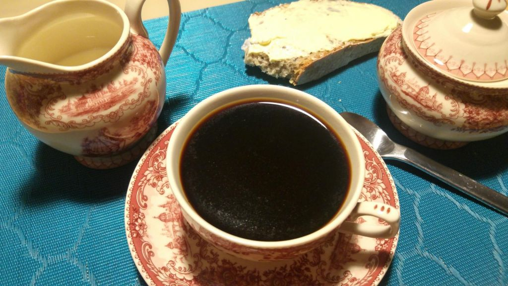 Poletov recept: žitna kava