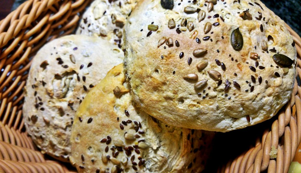 Poletov recept: Prosenov kruh