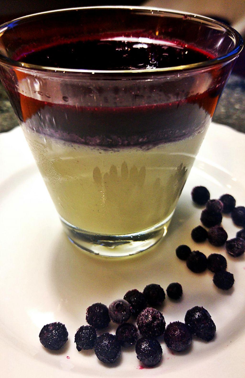 Poletov recept: panakota borovnička