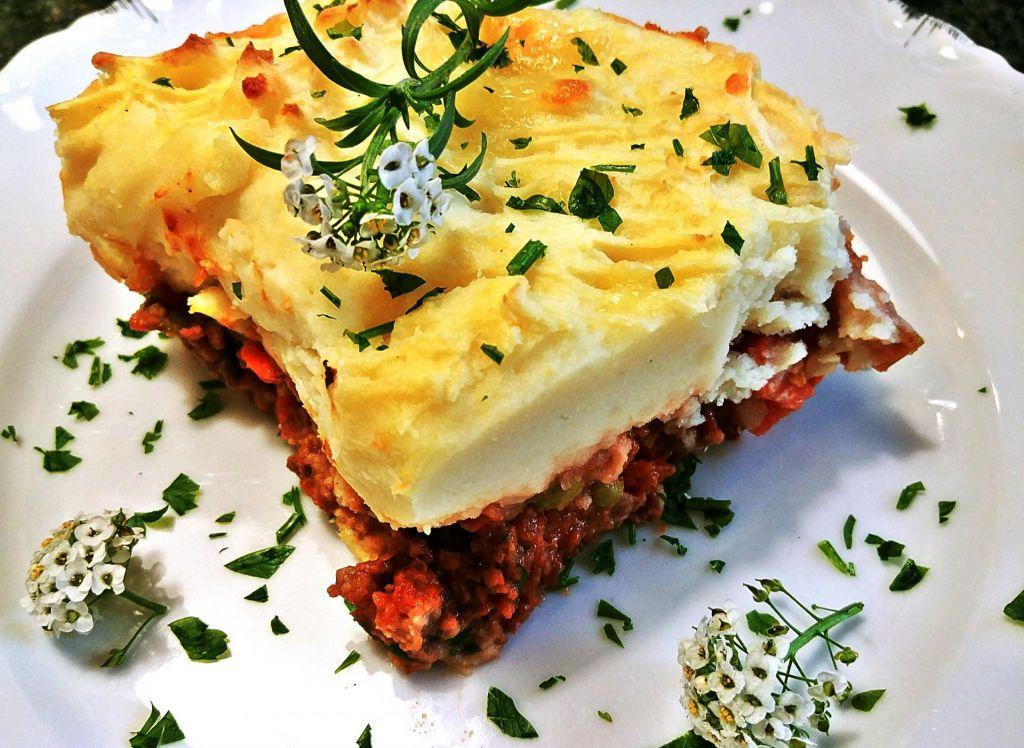 Poletov recept: pastirska pita