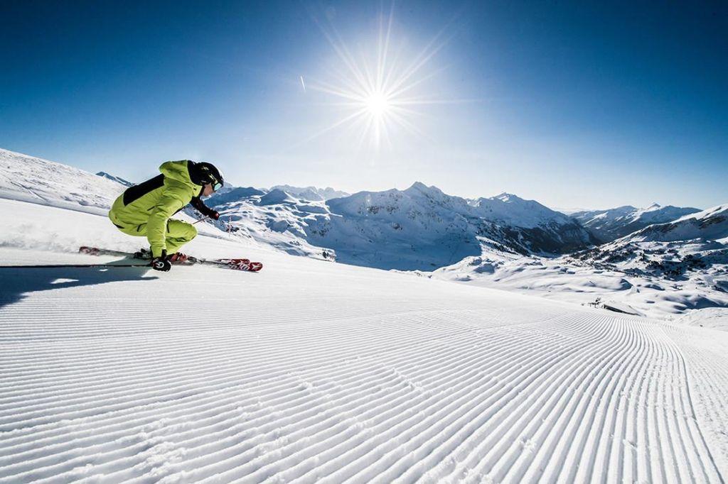 Obertauern: Košček rekreativnega raja
