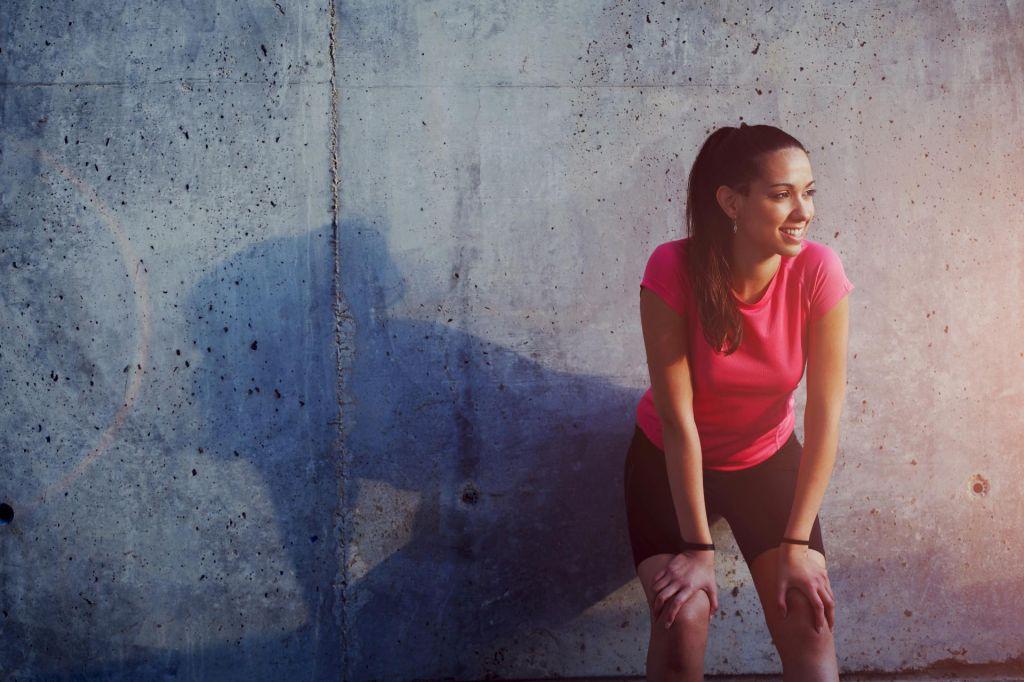 FOTO:Biti fit z minuto vadbe na dan? Ja, potem pa pride svizec in ...