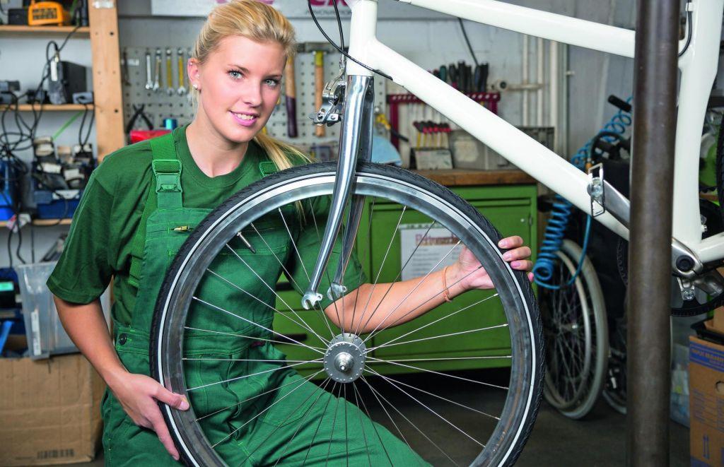Nakup in generalni servis kolesa