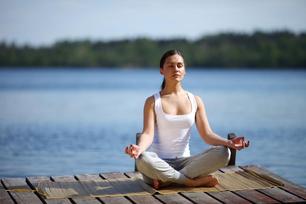 Vitalni z jogo: Položaji za meditacijo