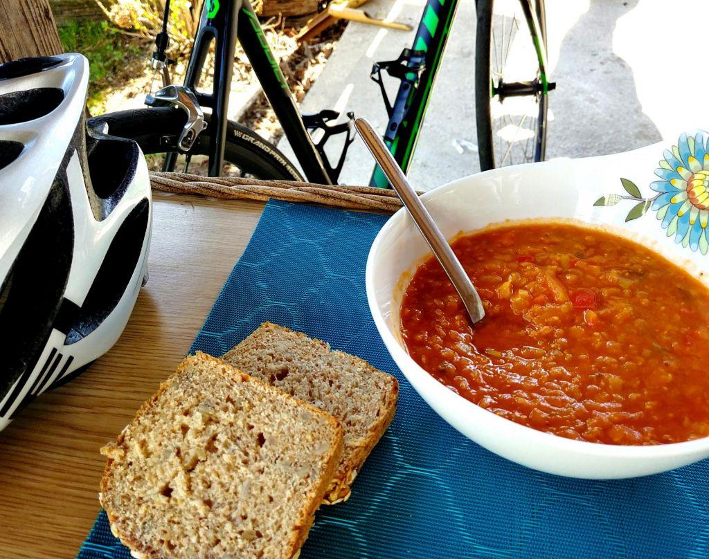 FOTO:Poletov recept: juha iz rdeče leče