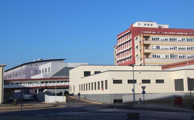 Splošna bolnišnica Murska Sobota. FOTO: Jože Pojbič/Delo