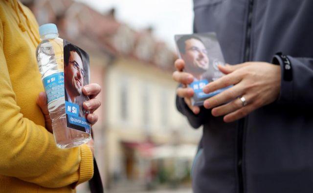 Financiranje strank je eno temeljnih področij korupcijskih tveganj. FOTO: Uroš Hočevar/Delo