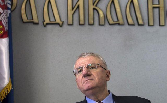 Vojislav Šešelj: »Niti eden živ ustaš ne sme zapustiti Vukovarja.«