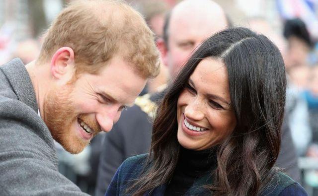 Zaljubljenca si bosta večno zveszobo obljubila v maju. FOTO:Getty Images