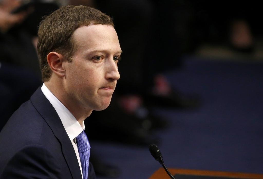 Zuckerberg z opravičilom senatorjem za zlorabe osebnih podatkov