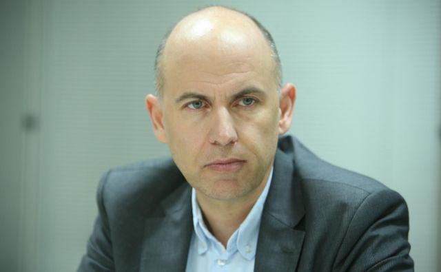 Janez Rebec, predsednik uprave Pivka Perutninarstvo.