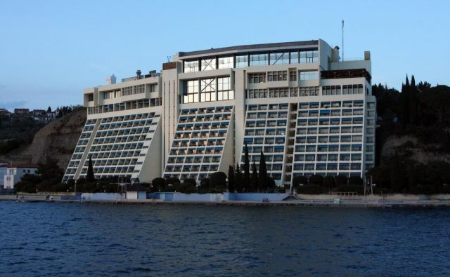 Hotel Bernardin. FOTO: MAVRIC PIVK/DELO
