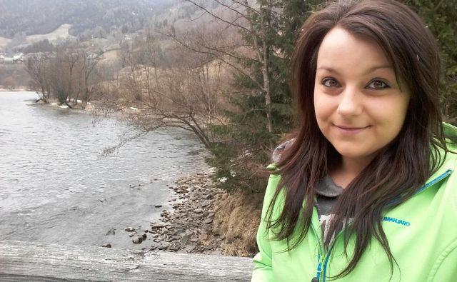 Laura Halabarec, negovalka v Avstriji