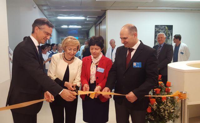 Felice Žiža, Milojka Kolar Celars, Dragica Blatnik in Radivoj Nardin.