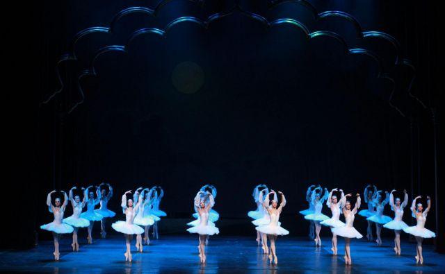 Opera in balet, baletna predstava Bajadera. Arhiv Opera In Balet Ljubljana