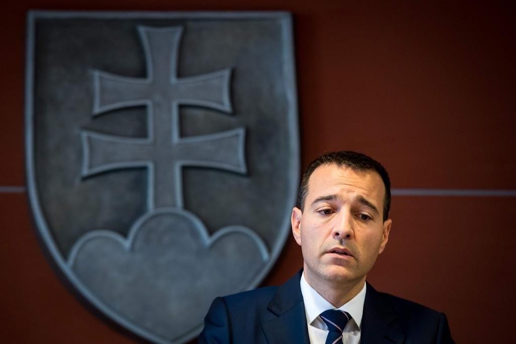Odstopil je slovaški notranji minister
